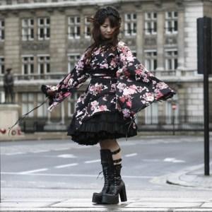 Wa Lolita style