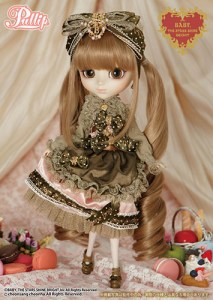 pullip de 2015 Pullip Favorite Ribbon Chocolate Ver.