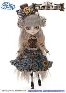 pullip de 2015 Pullip Mad Hatter in Steampunk world
