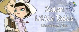 Banniere Little Dolls