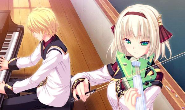Anime uniformes