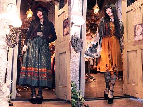 Dolly kei style