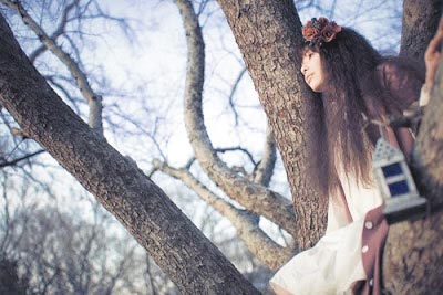 Mori girl tree