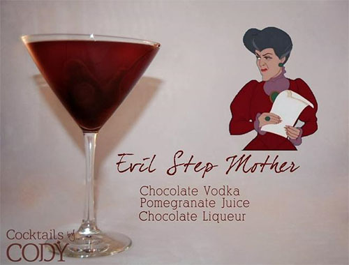 Evil step Mother by Cody Cocktail