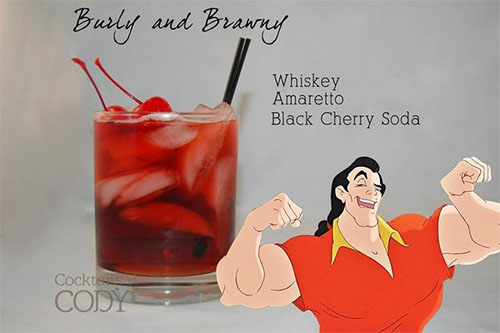 Gaston by Cody Cocktail