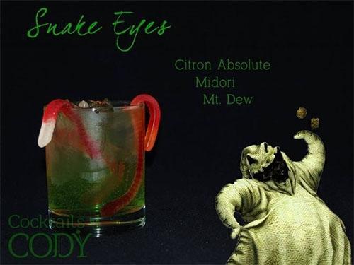 Gosht by Cody Cocktail