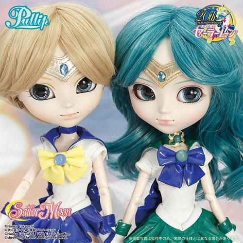Pullip Sailor Neptune Bonus