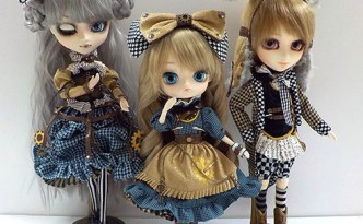 Zoom Dal Alice in Steampunk World