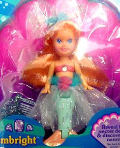 My Pretty Mermaids Ocean Glitter MIB