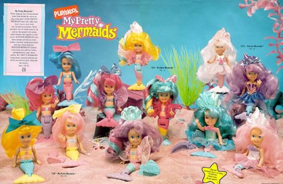 My Pretty Mermaids pub