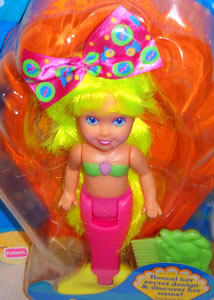 My Pretty Mermaids Sunsparkle Sweet Sundrop MIB