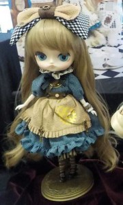 Prototype Dal Alice in Steampunk world 2015