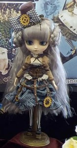 Prototype Pullip Mad Hatter in Steampunk world 2015