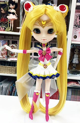Pullip Super Sailor Moon Renew