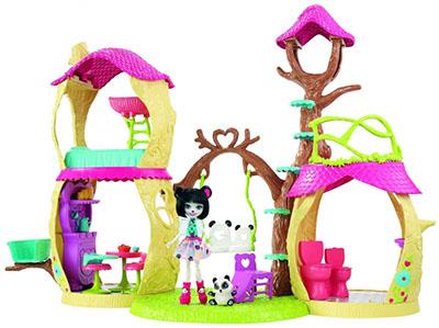 Enchantimals Panda set
