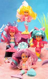 Dolls Rainbow Group