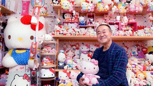 Collection Masao Gunji Hello Kitty