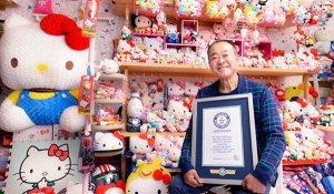 Masao Gunji record Hello Kitty