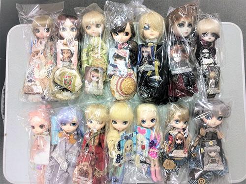 Les poupées remises en vente pour le I♥Doll vol. 50