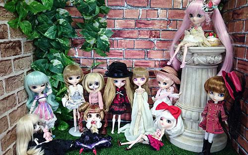Atelier Make Pullip Lucha Doll Realisations
