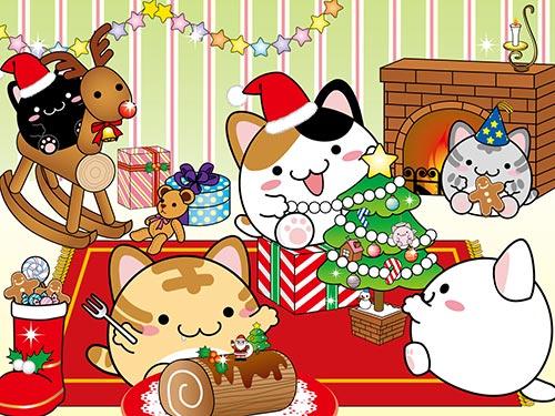 Kawaii christmas 2016