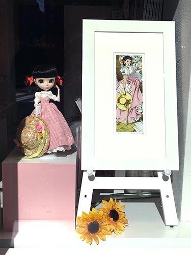 Pullip Sunflower Tournesol Himawariya Junichi Nakahara