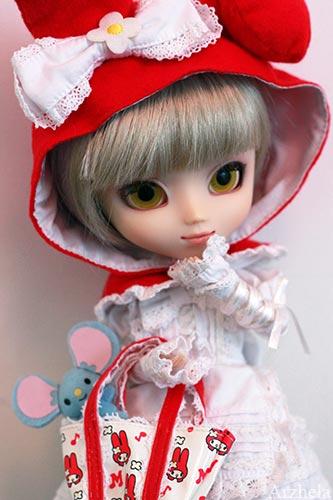 Cherry Pullip My Melody Kawaii