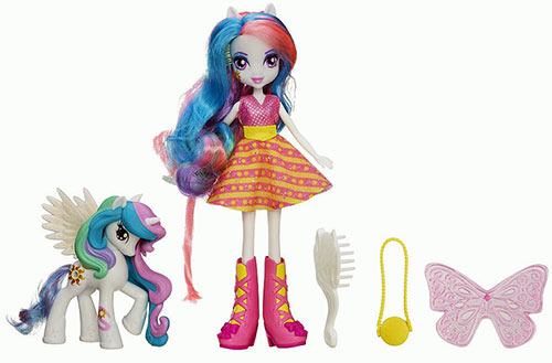 Equestria Girls Princess Celestia