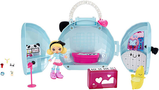 Kuukuu Harajuku Little purse playset G