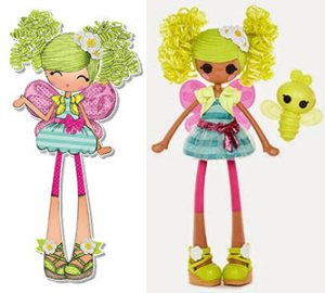 Lalaloopsy Girls doll