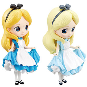 Qposket Disney Alice in Wonderland