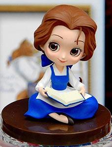 Qposket Disney Belle sitting