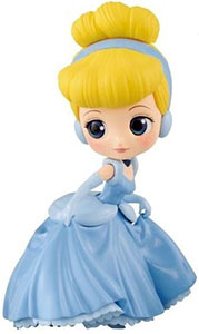 Qposket Disney Cinderella Cendrillon