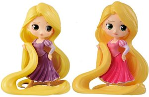 Qposket Disney Rapunzel Raiponce