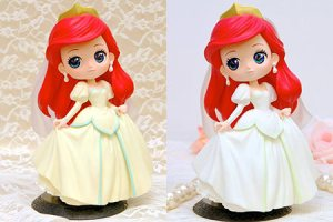 Qposket Disney The Little Mermaid Dreamy style Ariel