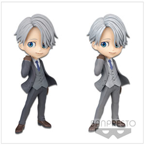 Qposket Yuri on Ice Banpresto