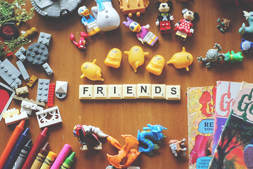Photo Toys by Hannah Rodrigo on Unsplash