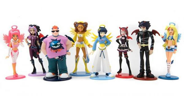 Angel's Friends figurines