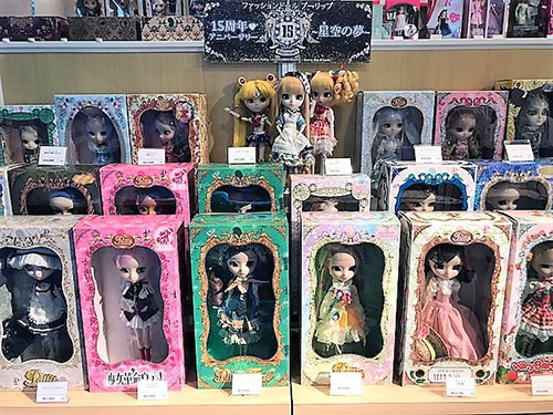 Boutique Yokohama doll Museum Starry sky dream 2018