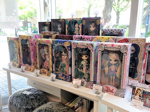 Yokohama doll museum starry sky dream happy price