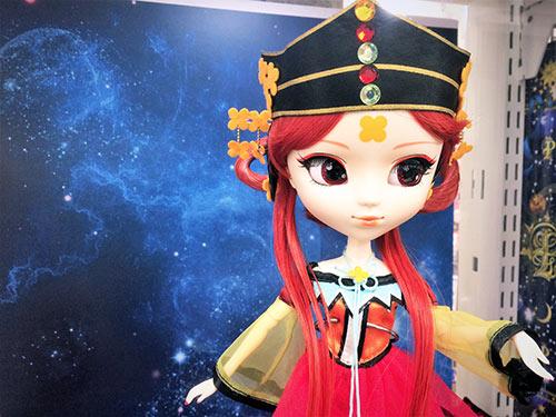 Pullip Princess Kakyu 2018 Azone Label shop