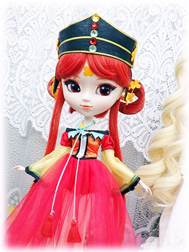 Pullip Princess Kakyu 2018 Dream Tei shop