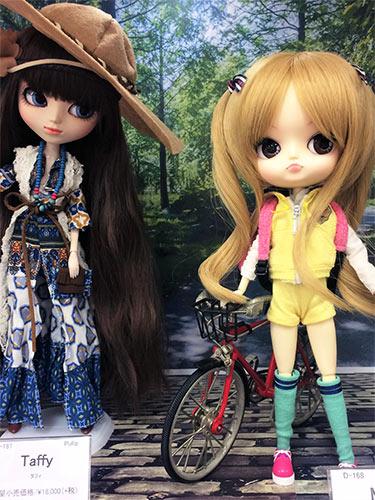 Pullip Taffy Dal Manuel Azone Label shop Akihabara 2018
