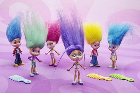 Doll toy Trollz