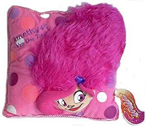 Trollz pillow oreiller Amethyst