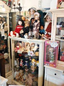 NS doll cafe shop poupee