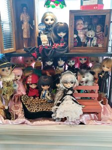 NS doll cafe shop Pullip