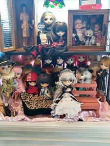 NS doll cafe shop Pullip