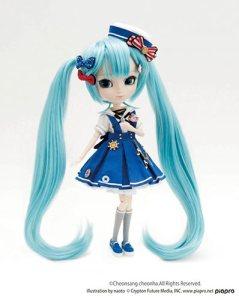 Pullip Miku Hatsune exclusive Yokohama doll museum