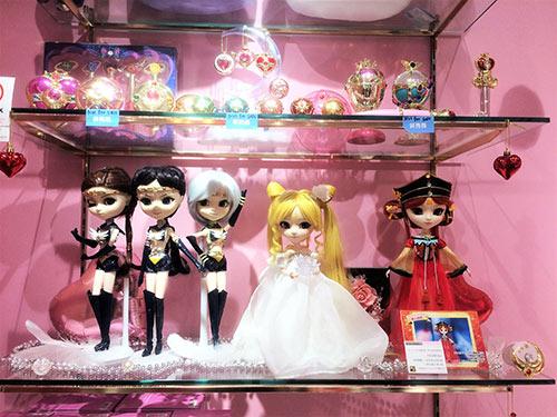 Pullip Princess Kakyu Sailor Moon Shop Harajuku
